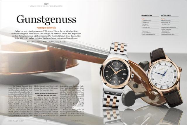 Es gibt mechanische Uhren mit Edelstahlgehäuse für unter 300 Euro. Wir verraten, wie gut sie sind.
