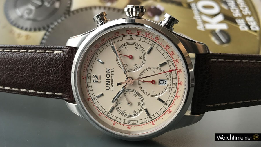Hands-on: Union Glashütte Belisar Chronograph