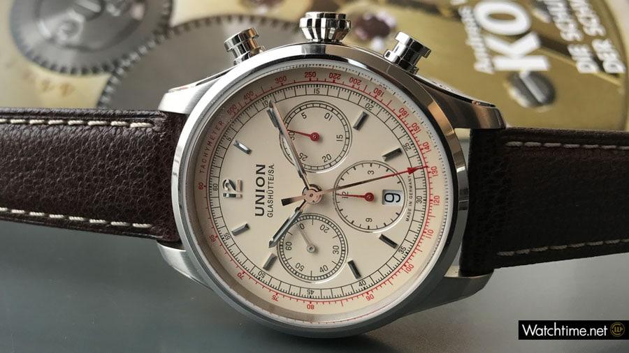 Hands-on: Union Glashütte Belisar Chronograph