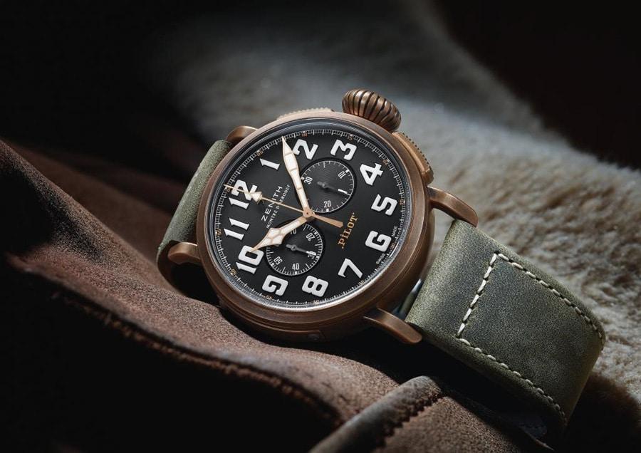 Zenith: Pilot Extra Special Chronograph