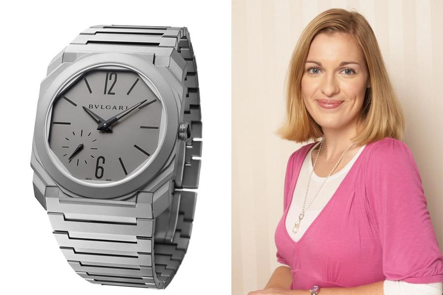 Bulgari Octo Finissimo Automatik: Die beste Uhr der Baselworld 2017 für Katharina Studer, Online-Redakteurin Watchtime.net