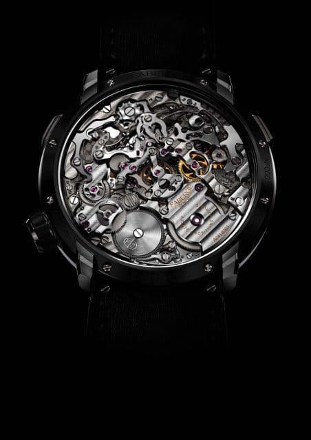 Fabergé: Visionnaire Chronograph mit Agenhor-Automatikwerk 6361