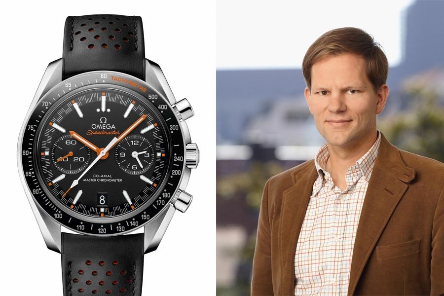 Omega Speedmaster Racing Master Chronometer: Die beste Uhr der Baselworld 2017 für Jens Koch, Redakteur Chronos
