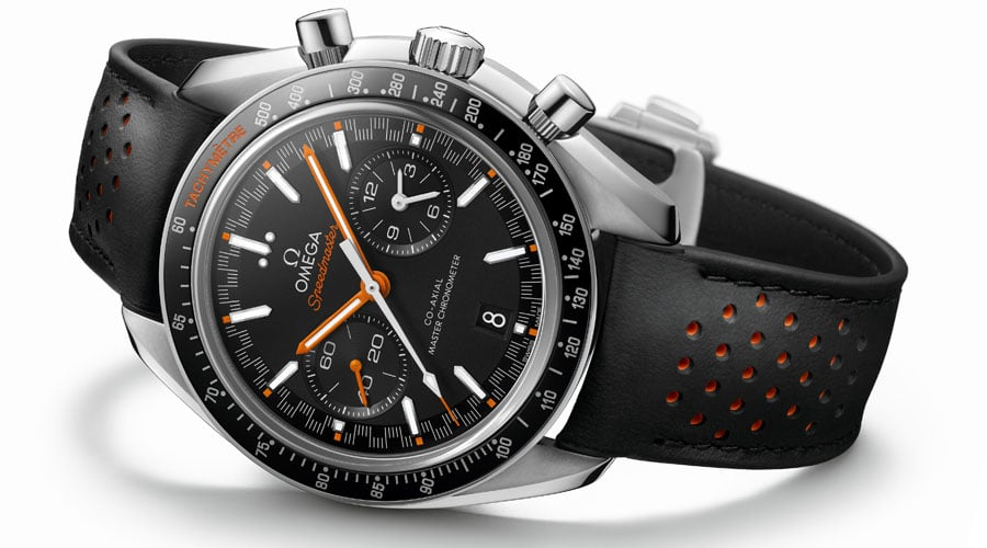 Omega: Speedmaster Racing Master Chronometer