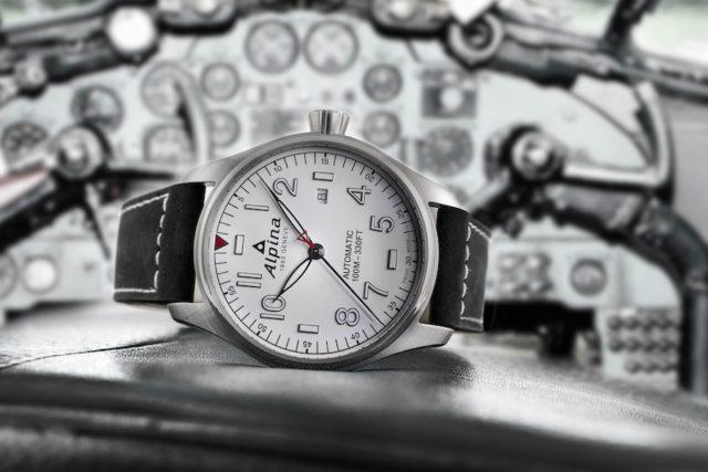 Auch die Uhrenmarke Alpina gehört zur Frédérique-Constant-Group