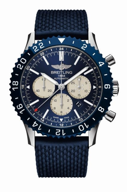 Breitling: Chronoliner B04 Boutique Edition