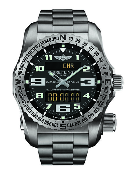 Breitling: Emergency