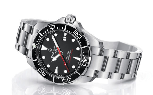 Certina: DS Action Diver Powermatic