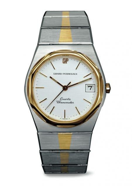 Girard-Perregaux: historische Laureato von 1975