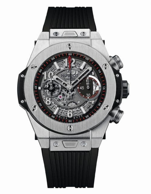 Hublot: Big Bang Unico Titanium