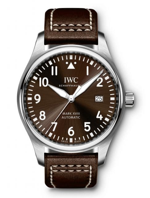 "IWC: Pilot's Watch Mark XVIII Edition ""Antoine de Saint-Exupéry"""