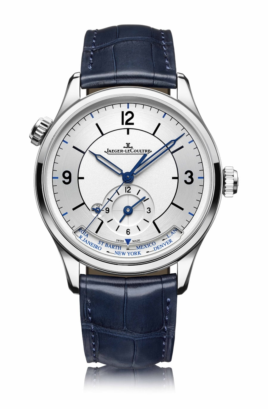 Jaeger-LeCoultre: Master Geographic