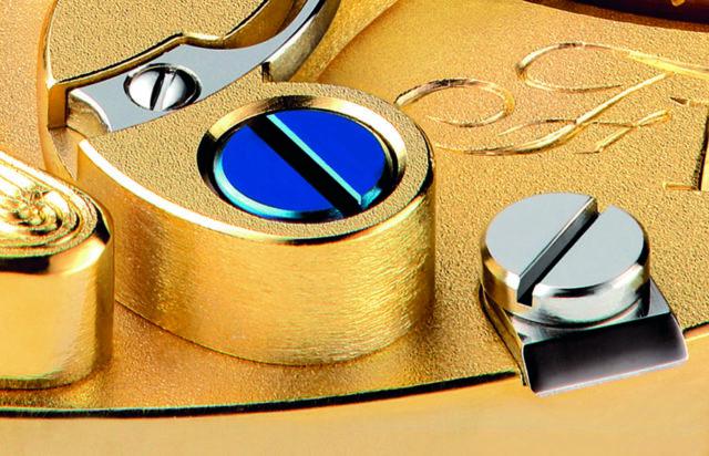 """""""Schrauben sind das Aushängeschild einer Manufaktur"""", sagt Marco Lang, Gründer von Lang & Heyne."""