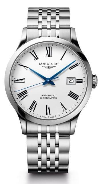 Longines: Record L2.821.4.11.6
