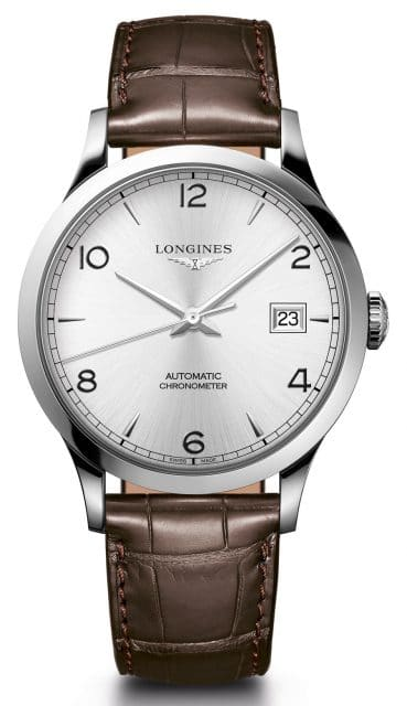 Longines: Record L2.821.4.76.2