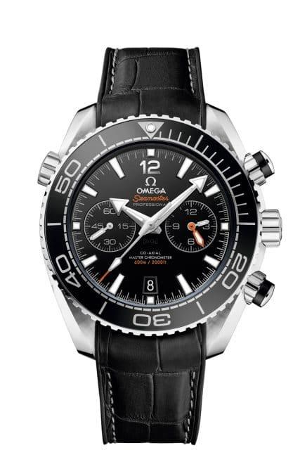 Omega: Seamaster Planet Ocean 600M Chronograph