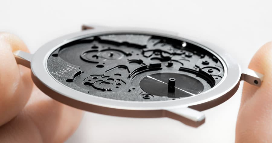 Piaget: Altiplano Ultimate Concept Kaliber 900P-UC