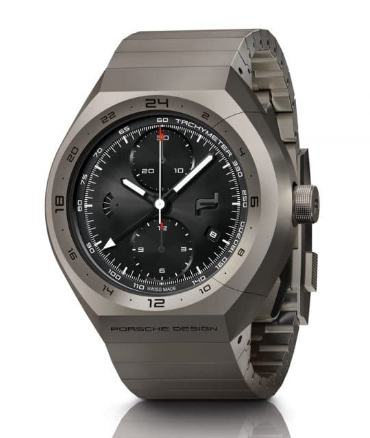 Porsche Design: Monobloc Actuator All Titanium