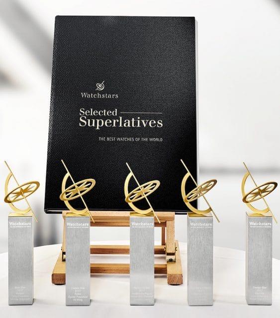 Die Sieger des internationalen Uhrenpreises versammelt dieser großformatige Prachtband, der in keiner Büchersammlung fehlen darf.