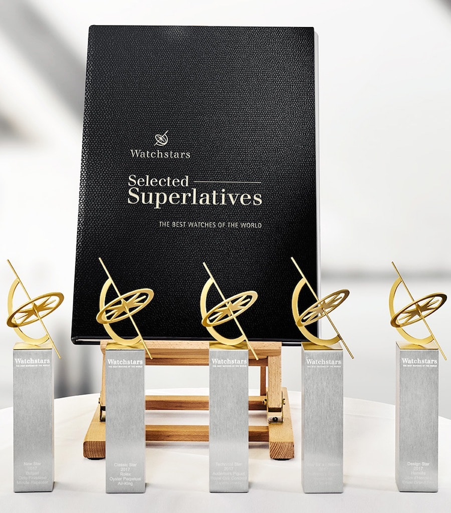 Selected Superlatives – Das Buch der besten Uhren der Welt