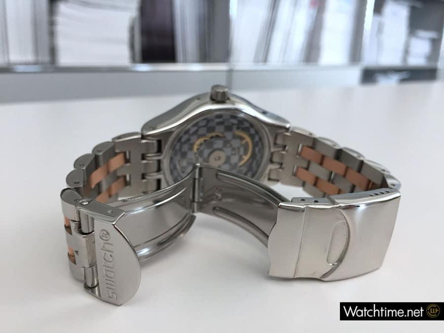 Swatch: Sistem51 Irony Tux