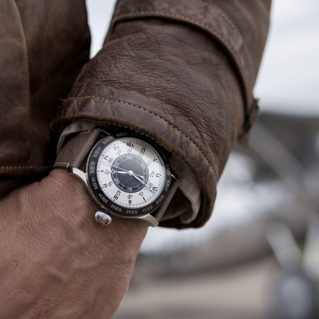 Longines: The Lindbergh Hour Angle Watch 90th Anniversary