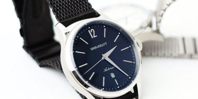Uhr-Kraft: Classic 12 & Date