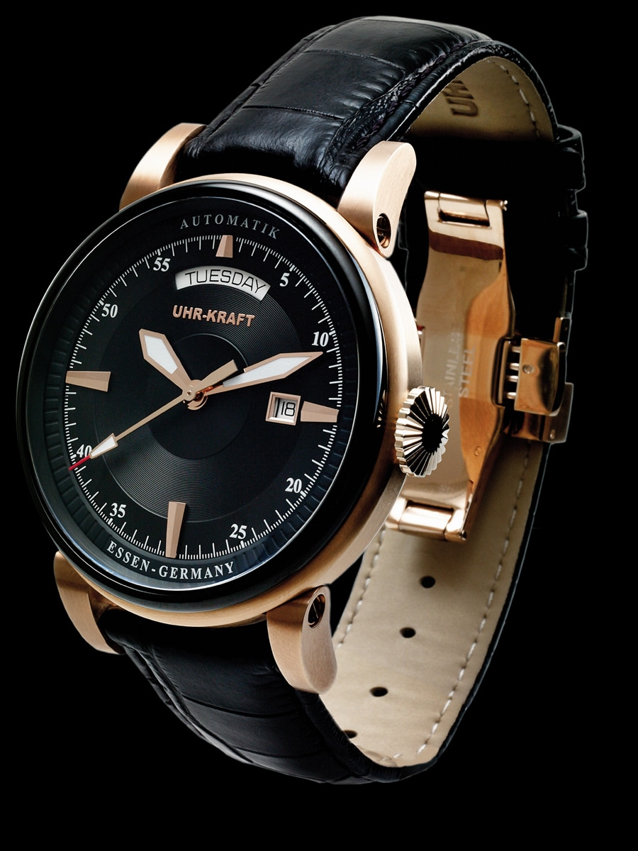 Uhr-Kraft: Day Date Automatic