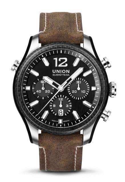Union Glashütte: Belisar Chronograph Sport