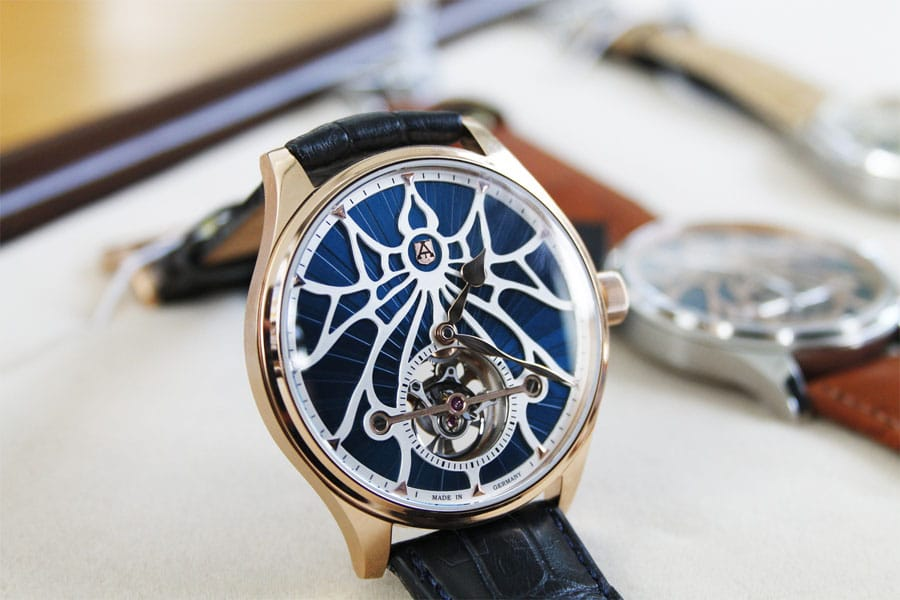 Alexander Shorokhoff: Tourbillon Tomorrow