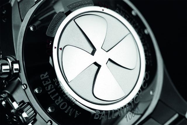 Das Amortiser-System von Ball Watch