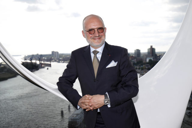Bell & Ross: CEO und Firmenmitgründer Carlos-A. Rosillo
