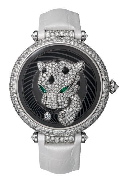 Cartier: Panthère Joueuse