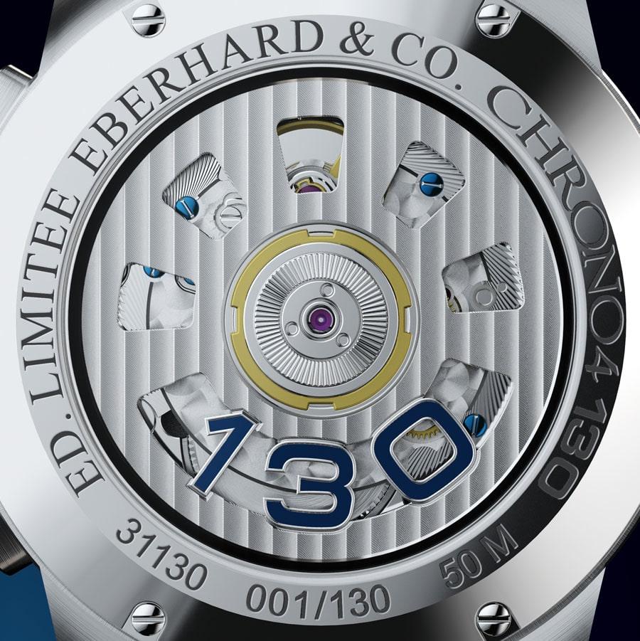 Eberhard & Co. Chrono 4 130 Edition Limitée-Boden