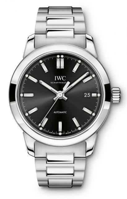Das neue Gesicht der IWC Ingenieur: Ingenieur Automatic in Stahl, 5.950 Euro