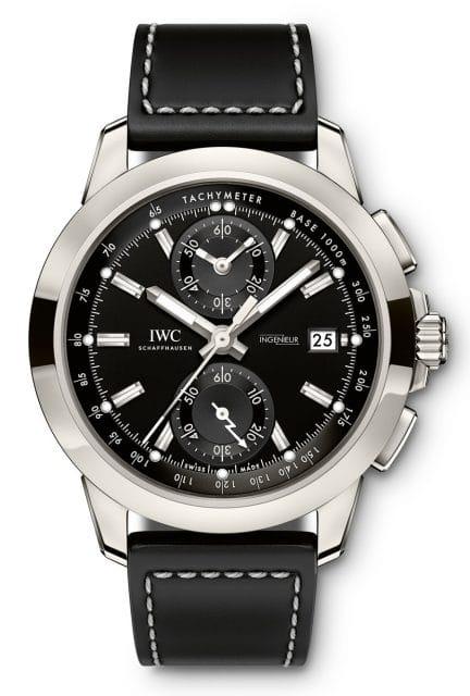 IWC: Ingenieur Chronograph Sport