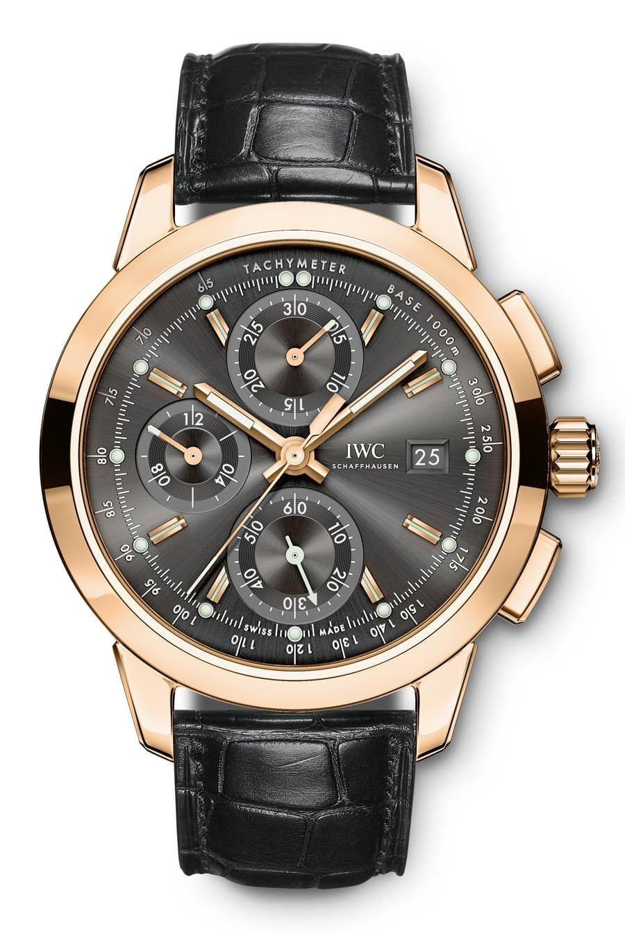 IWC: Ingenieur Chronograph