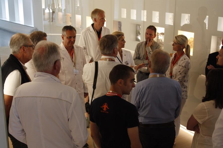 Der neu eröffnete Museumsbereich vermittelt die Geschichte von Jaeger-LeCoultre und demonstriert die Vielfalt der Kaliber