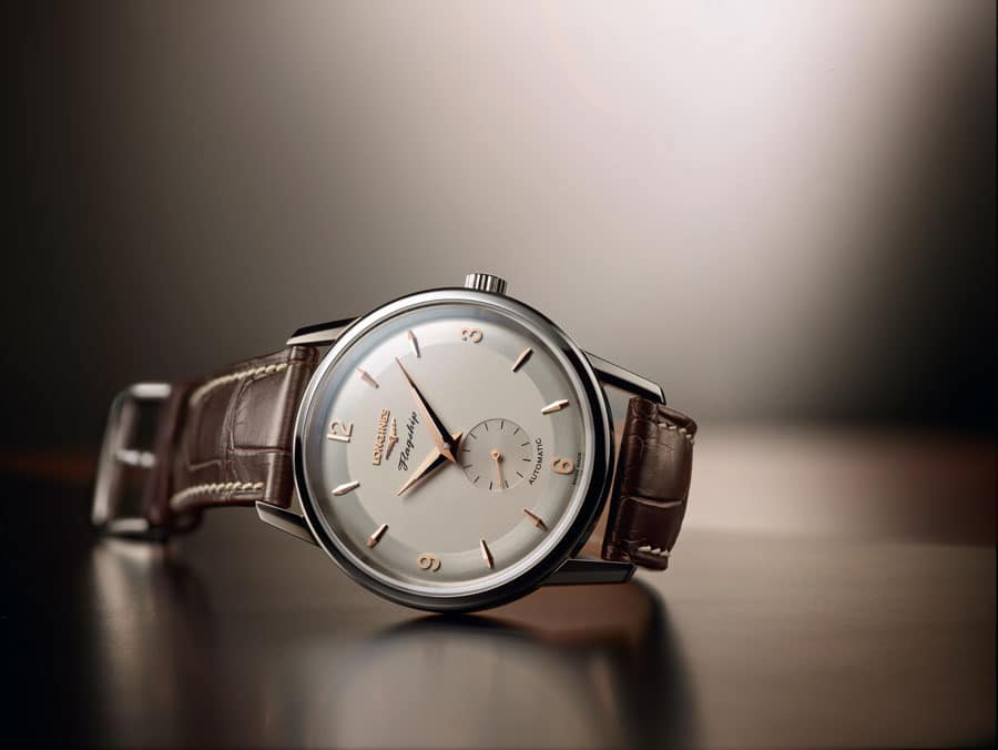 Longines: Flagship Heritage 60th Anniversary