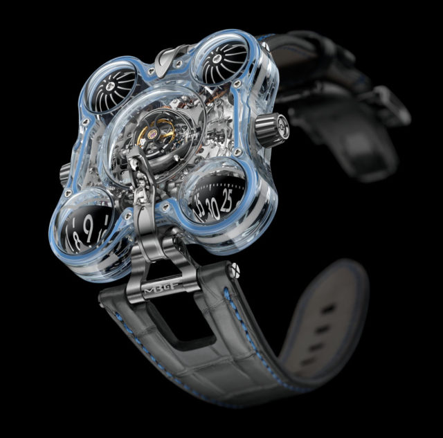 MB&F: HM6 Alien Nation