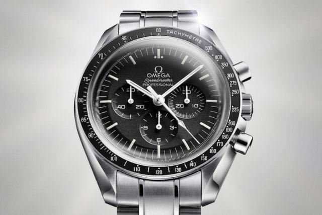 Die Omega Speedmaster hat es geschafft. Eine internationale Jury wählte sie zu einer der besten Uhren der Welt.