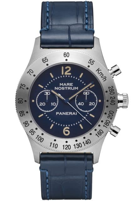 Panerai: 2017er-Version der Mare Nostrum mit der Referenz PAM00716