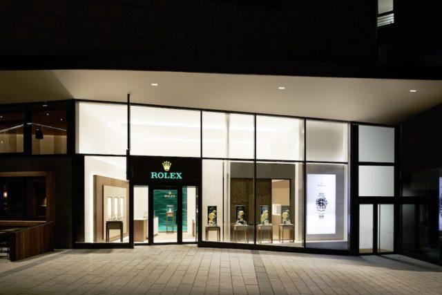 Die jüngste Boutique von Rolex Deutschland wurde Anfang Juni im Stuttgarter Dorotheen Quartier eröffnet.