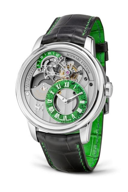 Schwarz Etienne: Tourbillon Petite Seconde Retrograde