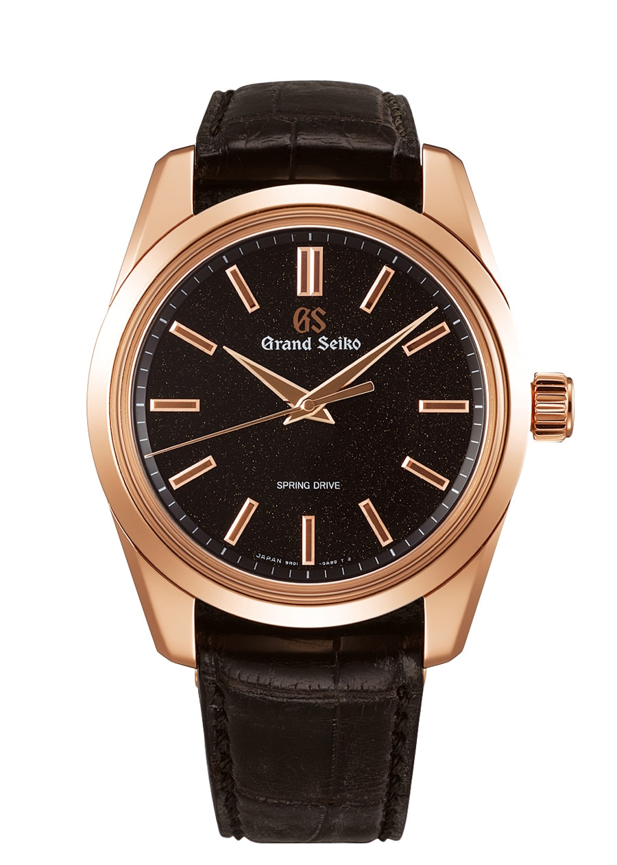 Grand Seiko Spring Drive Eight-Day Power Reserve Roségold