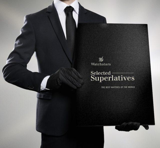 Selected Superlatives ist ein Uhrenbuch wie keines zuvor.