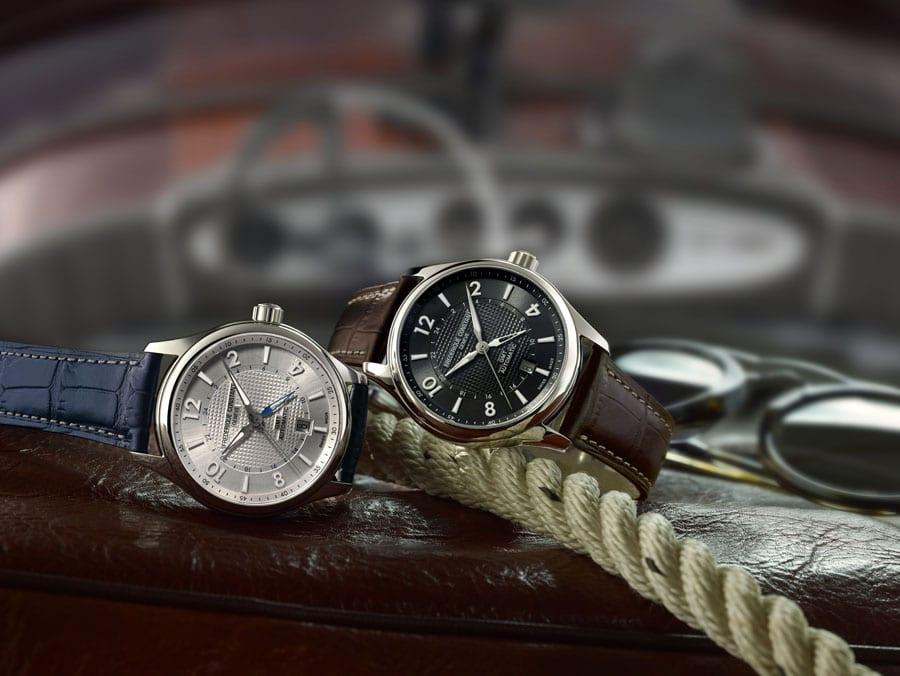 Beide Varianten der Runabout GMT Automatic