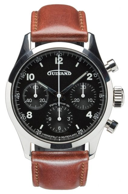 Guinand: Flying Officer 12h Automatik