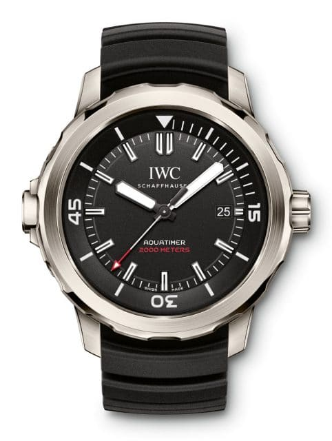 """IWC: Aquatimer Automatic 2000 Edition """"35 Years Ocean 2000"""""""