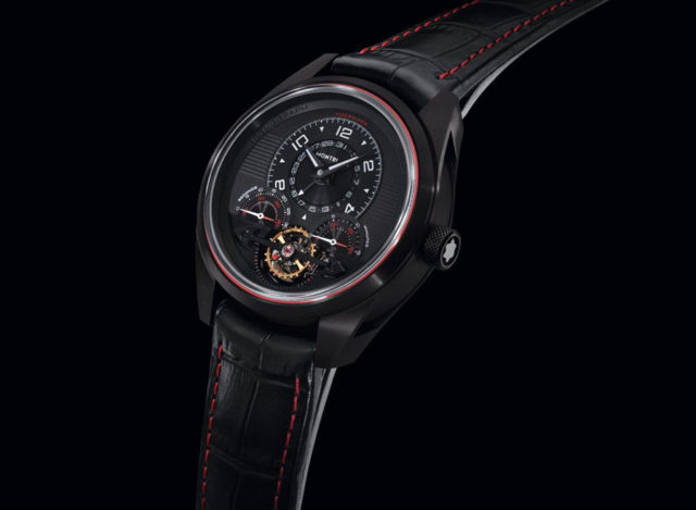 Montblanc: Timewalker Exotourbillon Minute Chronograph Limited Edition 100